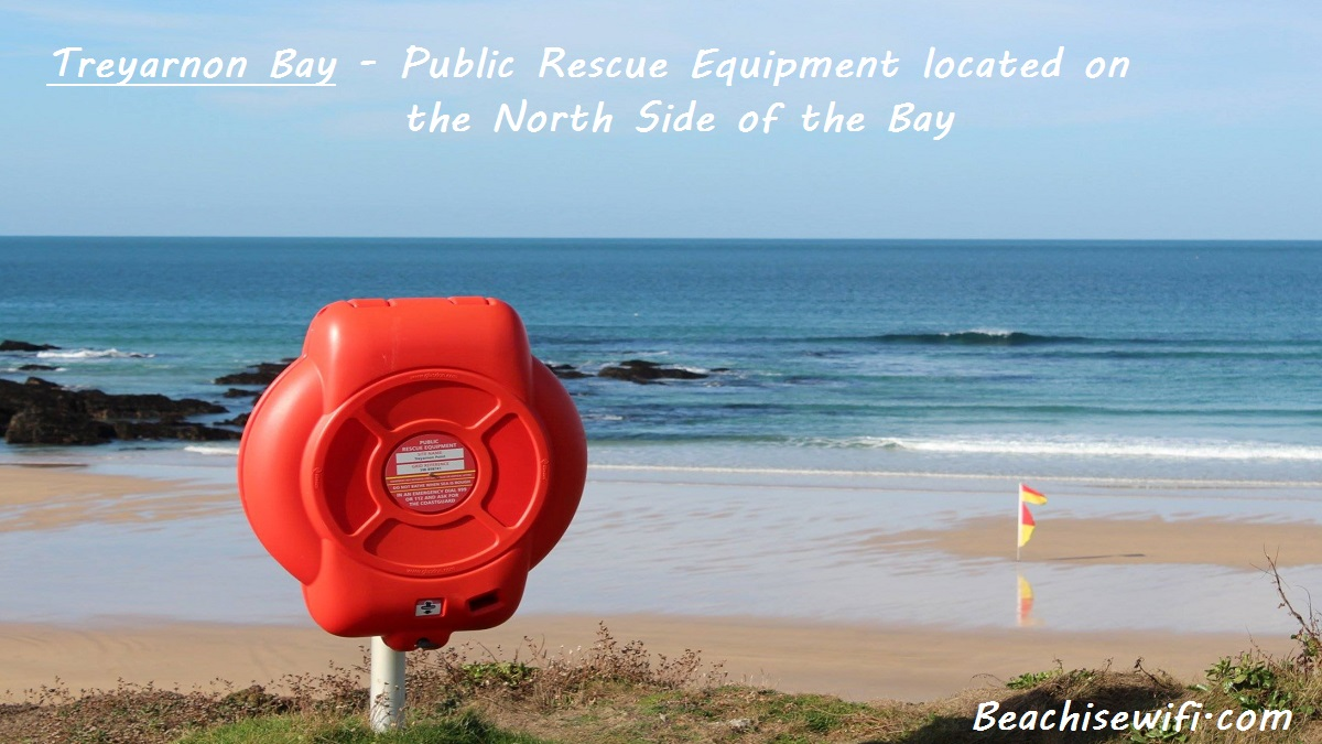 Treyanon-North-end-Public-Rescue-Equipment-Above-the-cliff-opposite-YHA